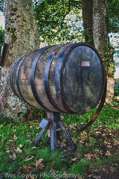 Barrel at drumcliffe
