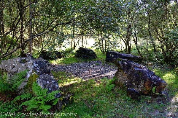 Connemara sacred cicrle