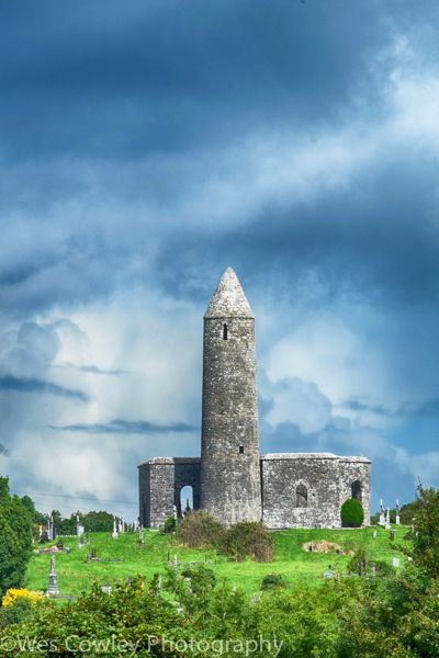 Tower of turlough