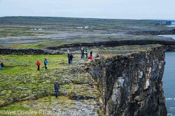 Clliffs of dun aonghasa