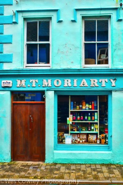 Dingle koriarity store