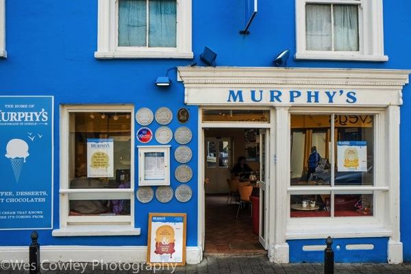 Dingle murphys ice cream
