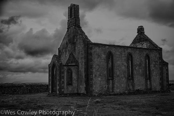 Inishmore protestant church
