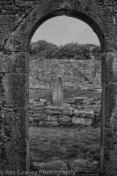 Seven churches arch