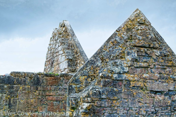 Seven churches  triangles