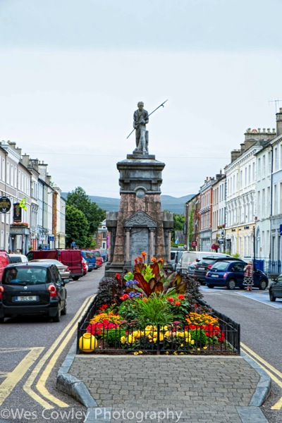 Tralee monument