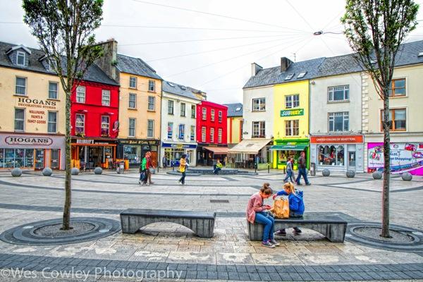 Tralee square