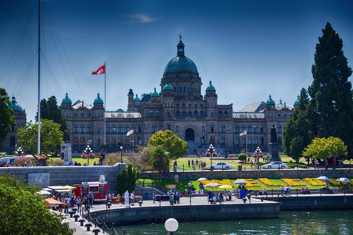 Victoria parliament house