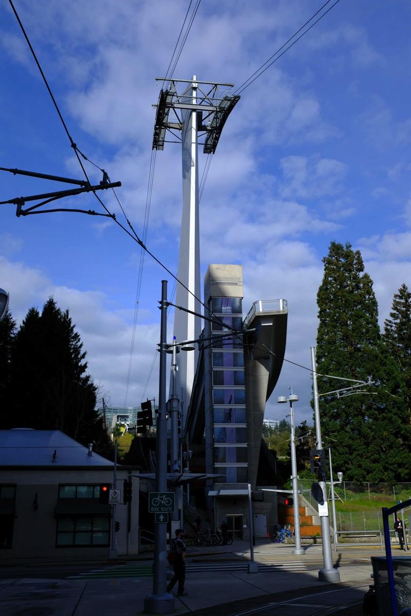 Portland arial tram