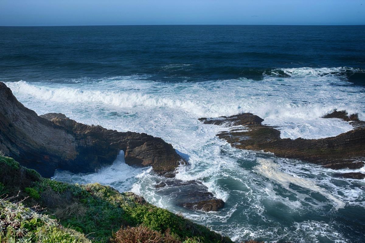 California coast nik