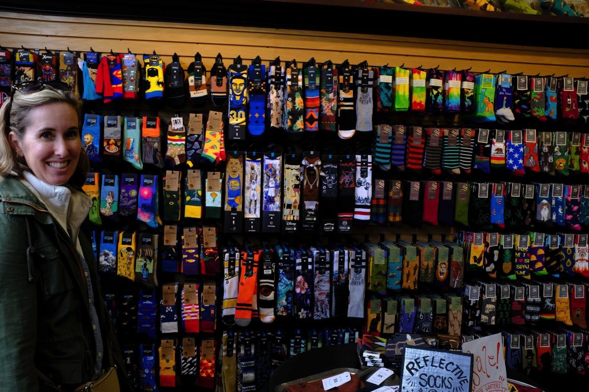 Sock store
