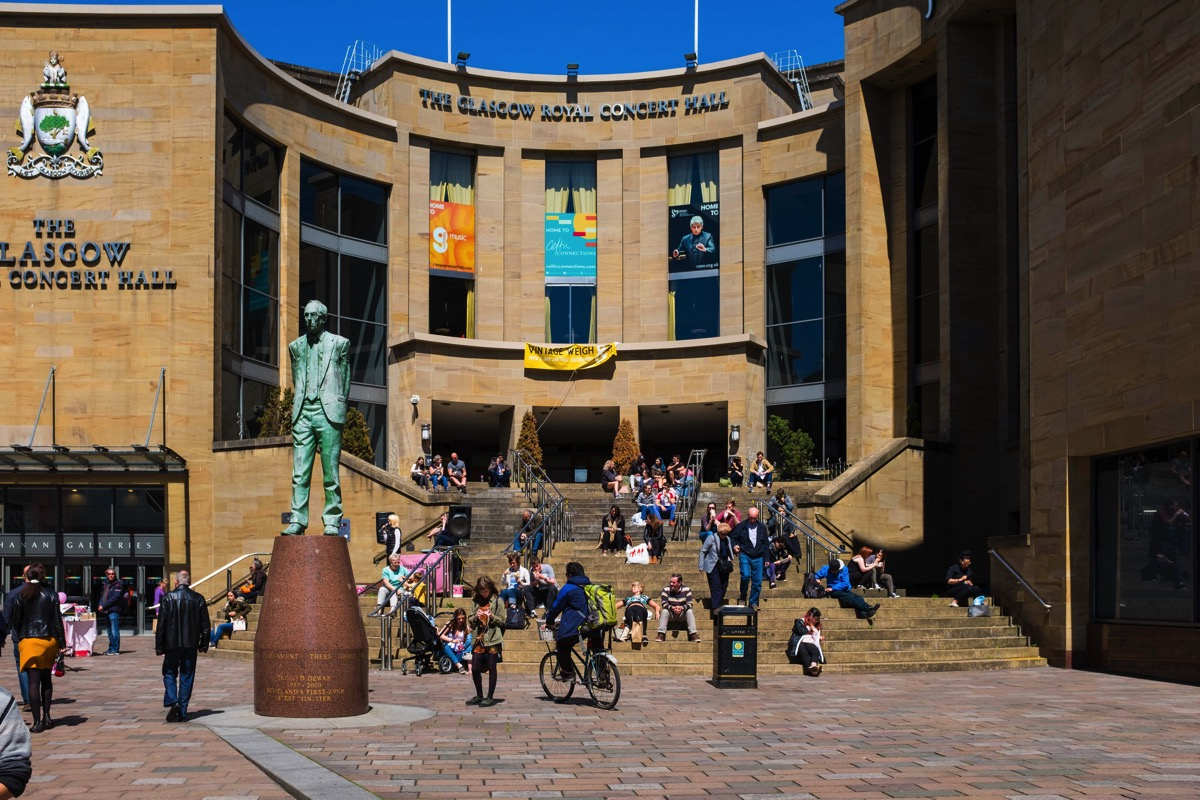Buchanan street concert hall