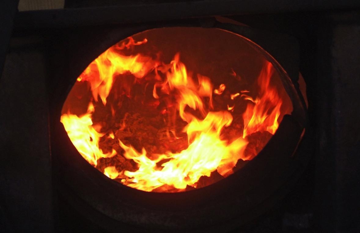 Jacobite furnace