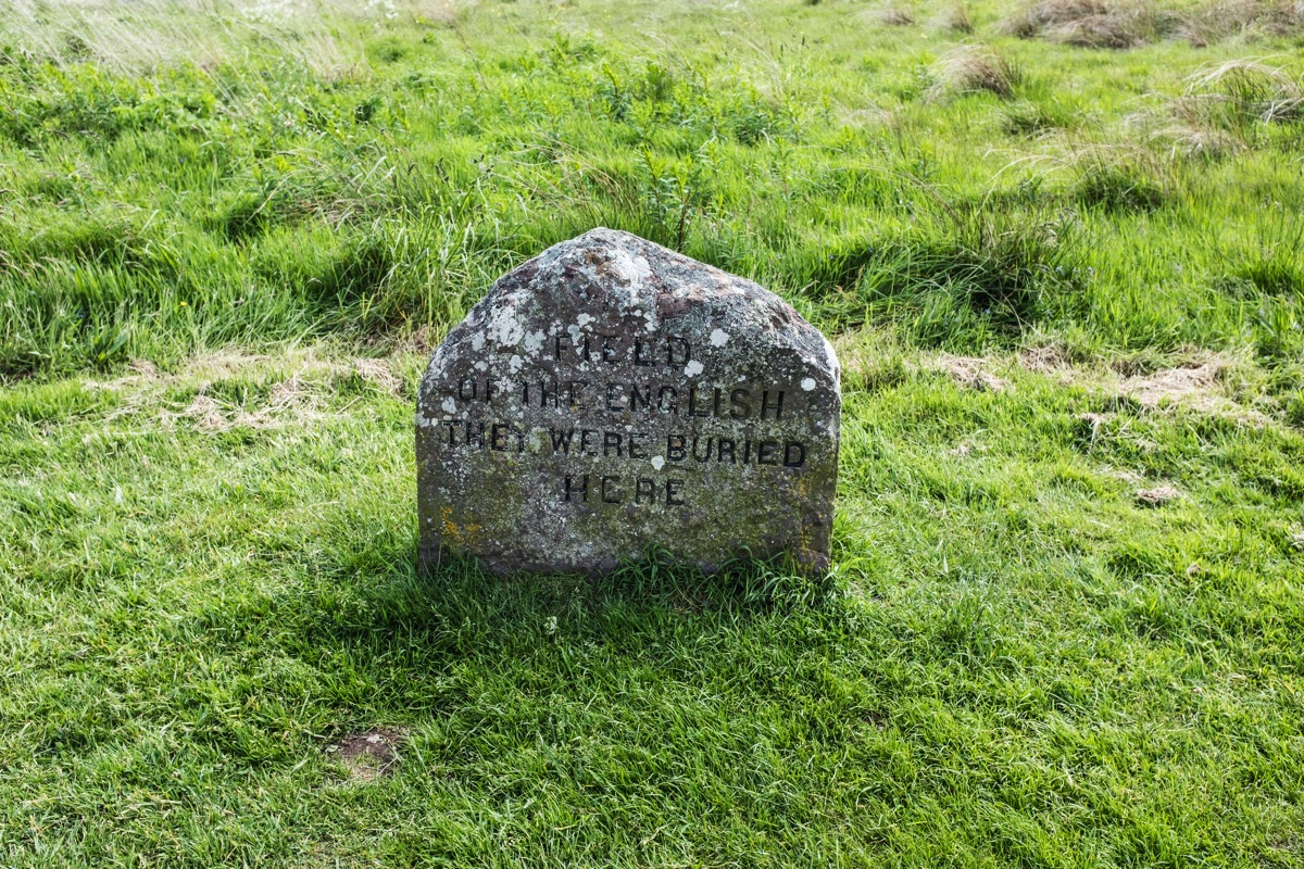 Culloden english dead