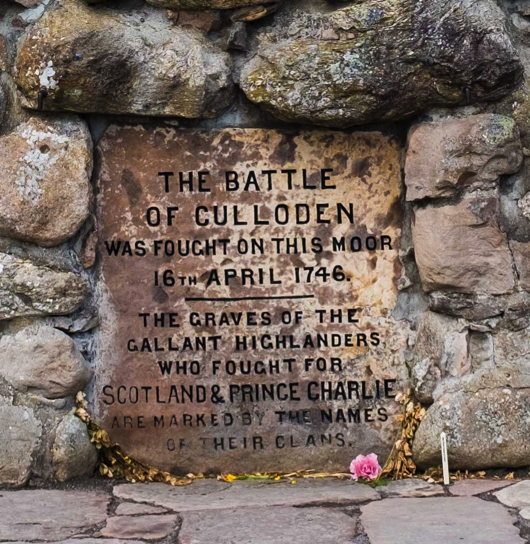 Culloden monument 2
