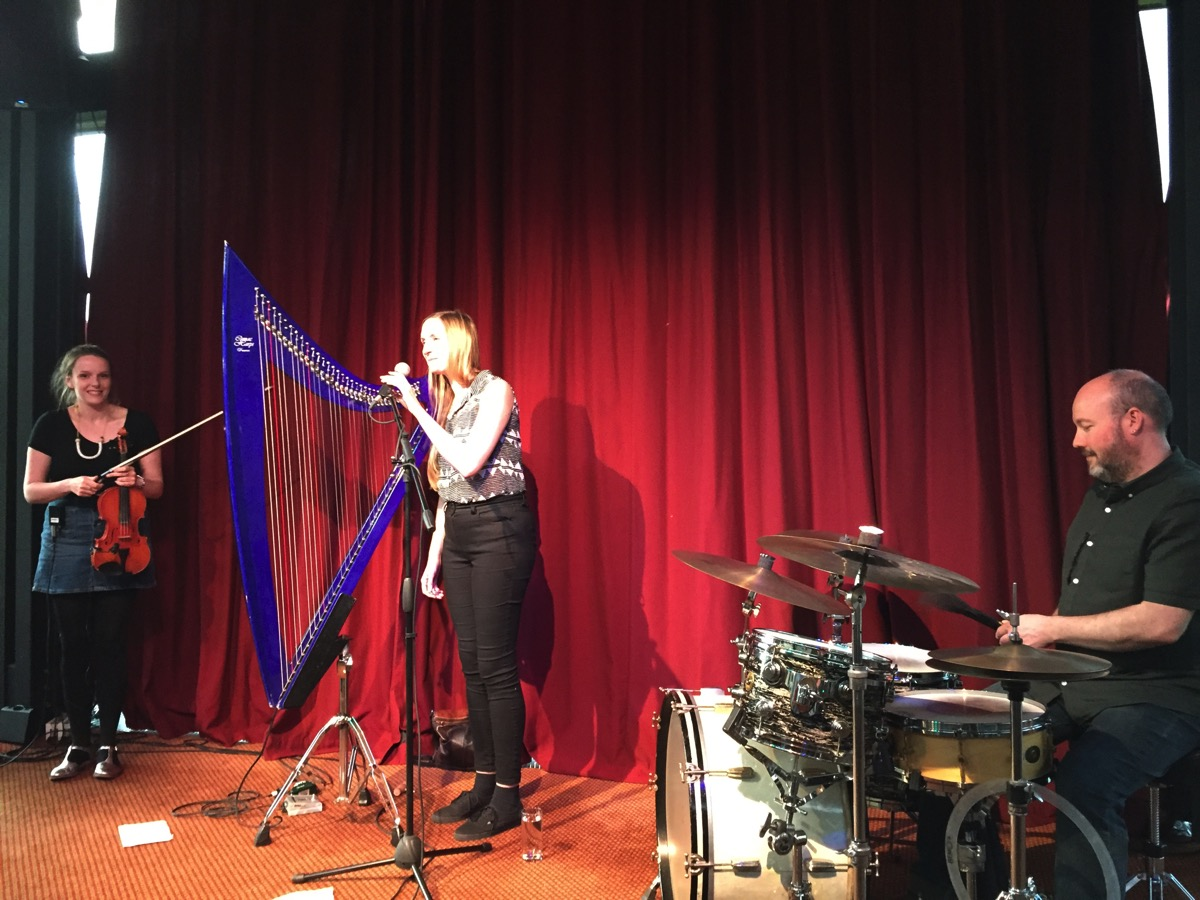 Rachel Newtoin Trio